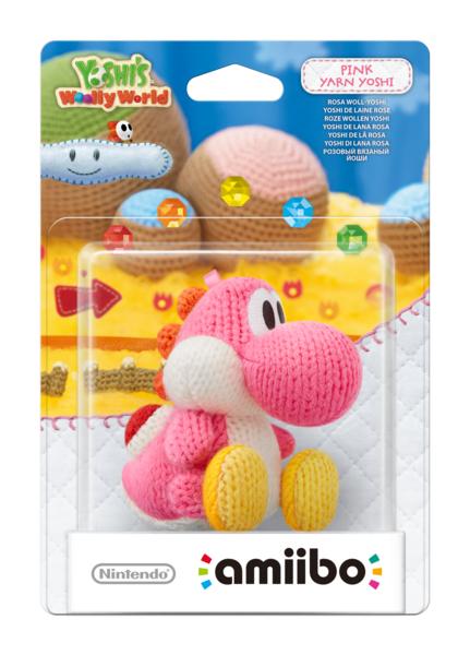 Nintendo Yoshi Amiibo alle Farben bei Thalia