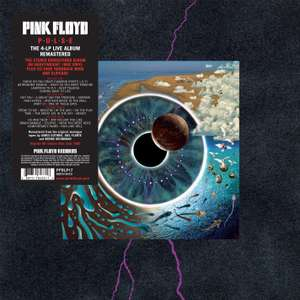 PINK FLOYD Pulse Vinyl Box @amazon.fr
