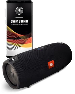 "Samsung Galaxy S9+ DUOS 64GB ohne Vertrag (mit JBL Extreme ""Cashback"")"