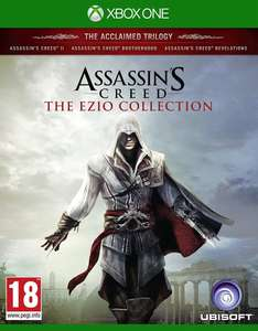 Assassin's Creed: The Ezio Collection (Xbox One & PS4) für je 18,95€ (Coolshop & Saturn & Media Markt)