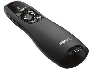 Logitech Wireless Presenter R400 für 18€ [MediaMarkt / Amazon]