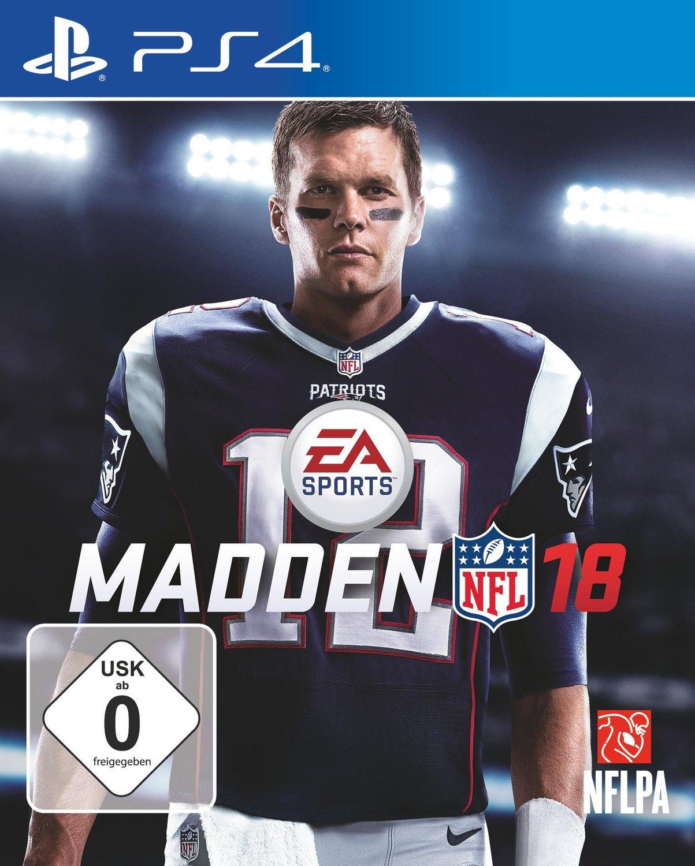 Madden NFL 18 (PS4 / XBO) für 15€ [Saturn]