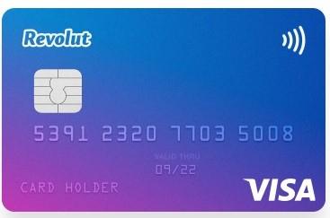 REVOLUT:       Plastikkarte EVTL.  bis 30.6.2018 (mal wieder) kostenlos, auch für Bestandskunden