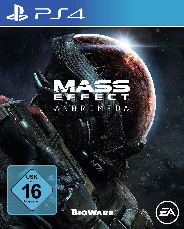 Mass Effect: Andromeda (PS4 & Xbox One) für je 15€ versandkostenfrei (Saturn)