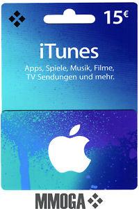 (EBAY) iTunes 15€ für 10,99€ = ca. 26% Rabatt durch GS