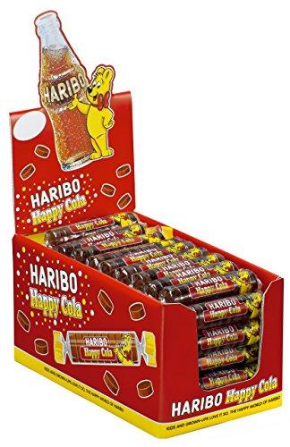 [AMAZON PRIME] Haribo Cola-Roulette 50 Rollen, 1er Pack (1 x 1.25 kg)