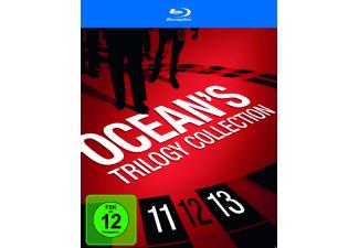 Ocean's Trilogy [Blu-ray] Saturn Versandkostenfrei