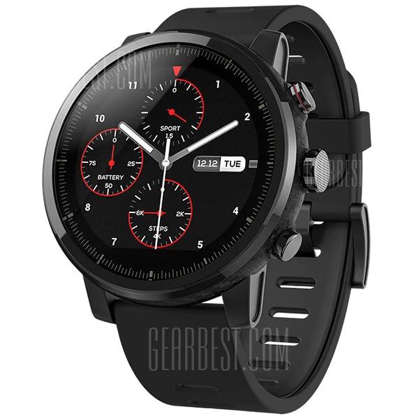 [Gearbest] Xiaomi Amazfit Stratos Smartwatch Armbanduhr (englische zweite Version)