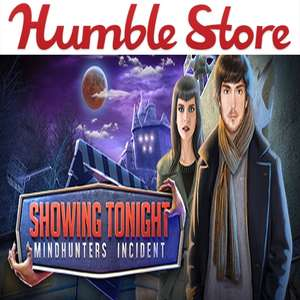 [STEAM] Showing Tonight: Mindhunters Incident @ Humble Store