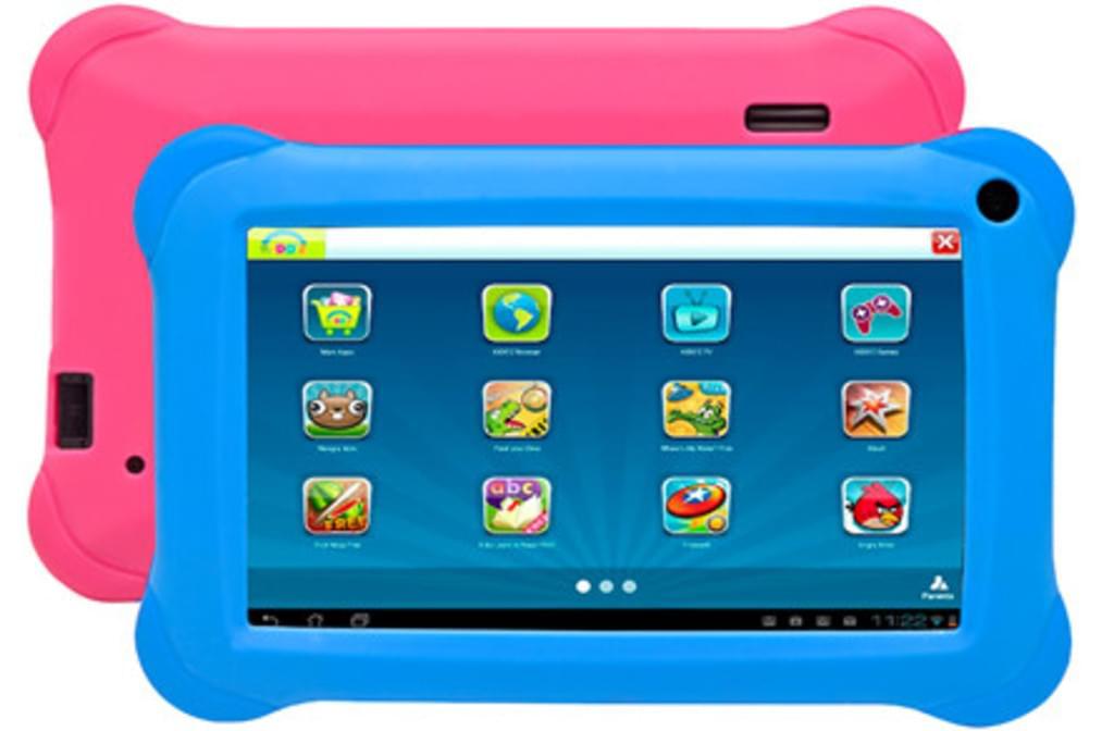 Denver Kinder Tablet 10 Zoll, Quad Core, 16 GB, farblich sortiert für 42€ [Real]