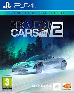 Project Cars 2 Limited Edition (PS4) für 23,65€ (Amazon FR)