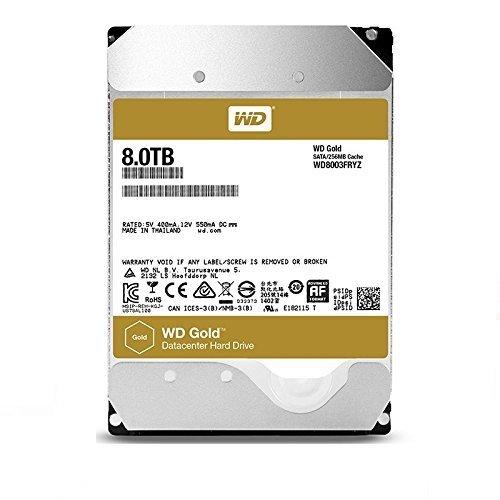 Western Digital Gold 8 TB (WD8003FRYZ)