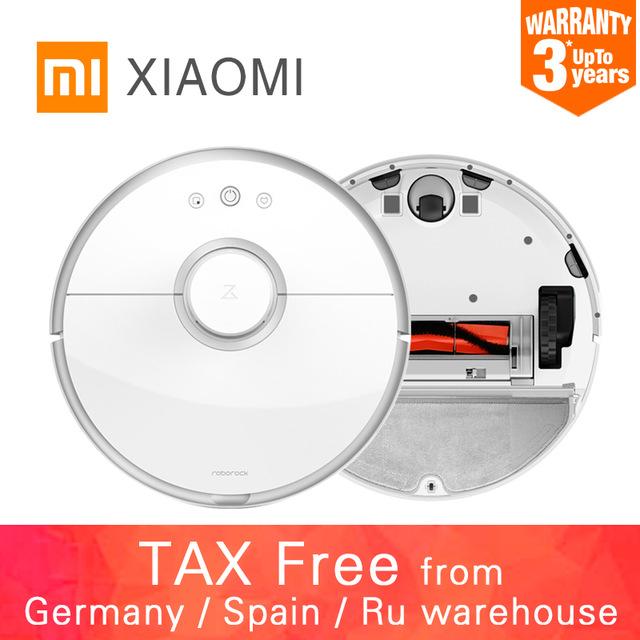 [Aliexpress -  DE-Lager] Xiaomi / Roborock 2. Generation Staubsauger Roboter mit Wischfunktion