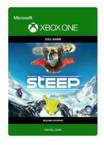 Steep (Xbox One Download Code) für 7,59€ (CDKeys)