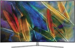 [Euronics XXL] Samsung 65Q7C (163cm, Curved, 3200 PQI & One - Connect Box )
