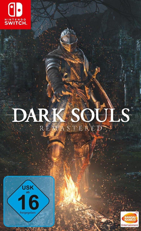 [OTTO] Dark Souls Remastered - Nintendo Switch für 34,13 € (zzgl. Versandkosten)