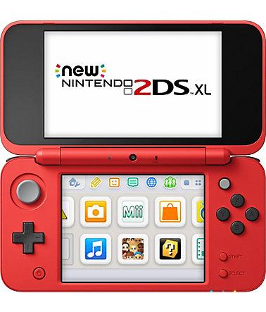 [SCHWAB] New Nintendo 2DS XL Pokeball Edition