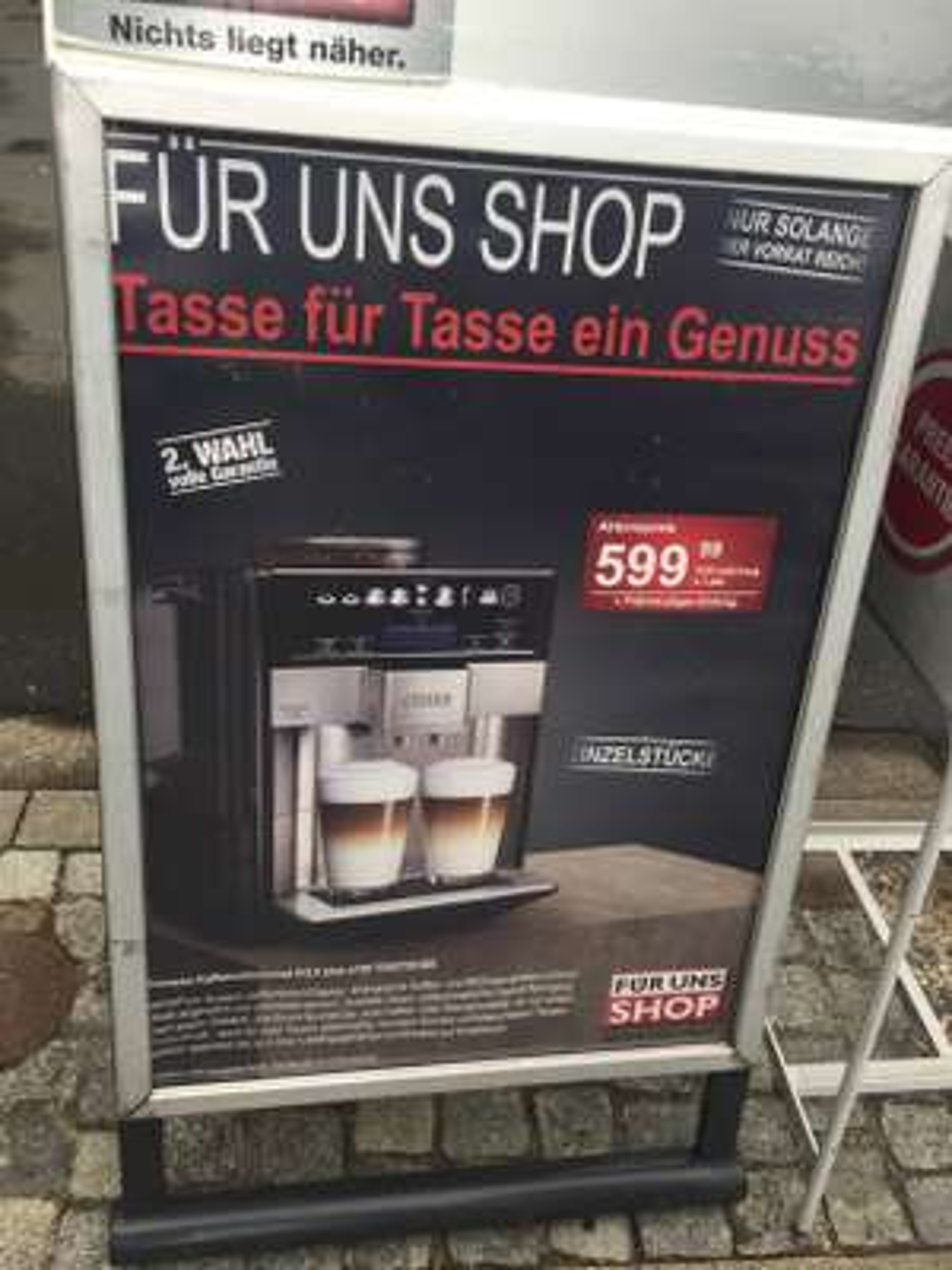 [Erlangen, Für uns Shop]: Siemens EQ.6 plus s700 TE657503DE