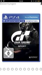 Gran Turismo Sport (Day One) PS4