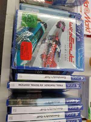 [Lokal MM Pforzheim] WipEout Omega Collection PS4