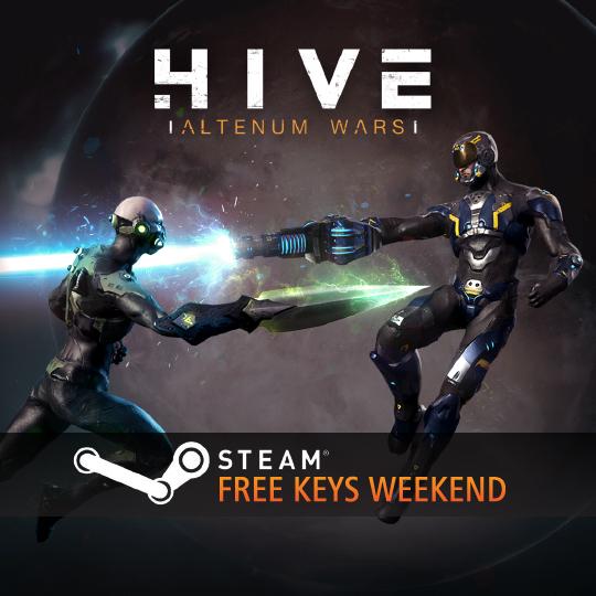 Hive: Altenum Wars -  Steam Key free on Gleam