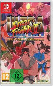 Ultra Street Fighter 2: The Final Challengers (Switch)