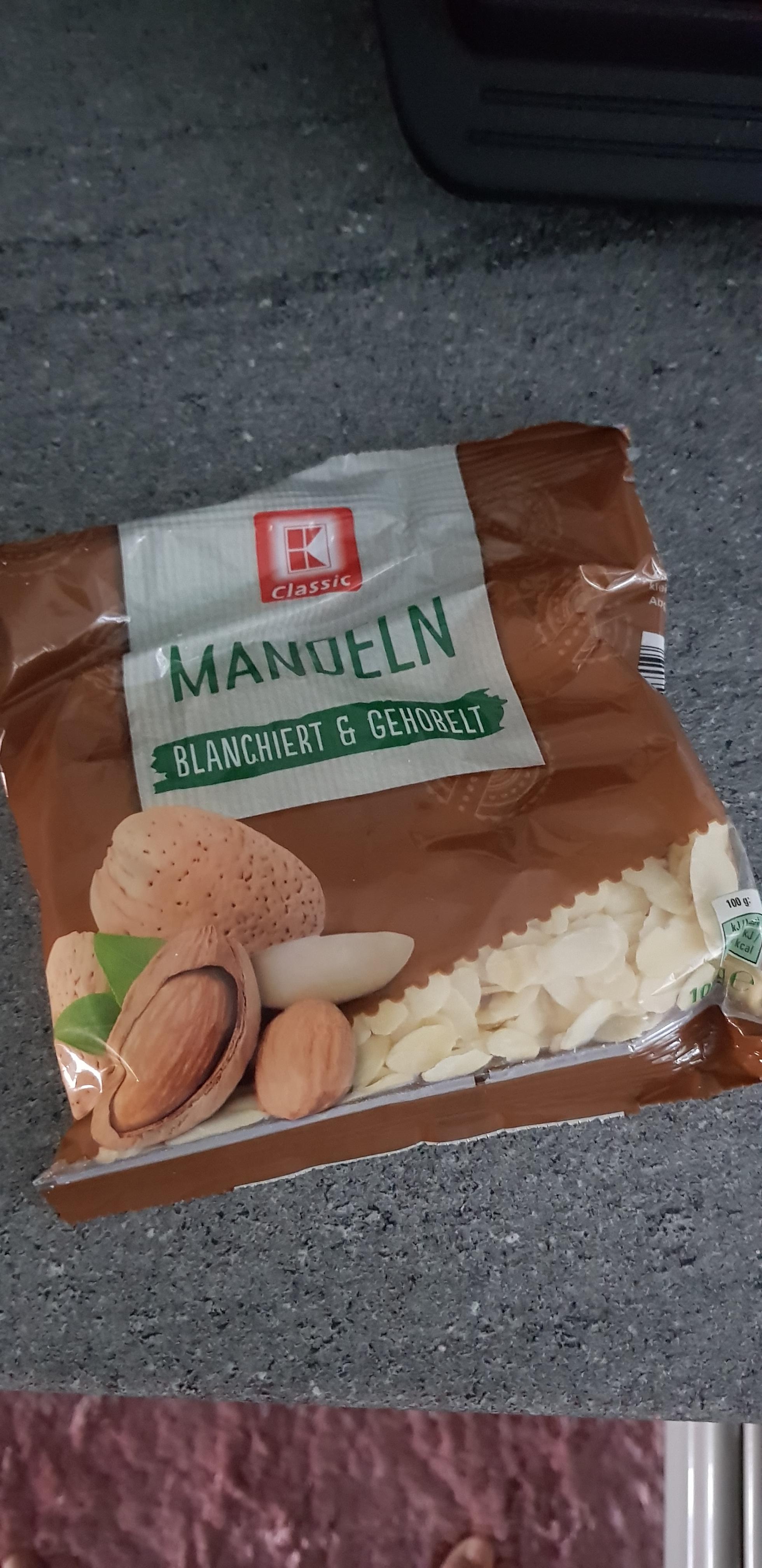 Kaufland Kamen Gemahlene Mandeln für 0.20€ - lokal?