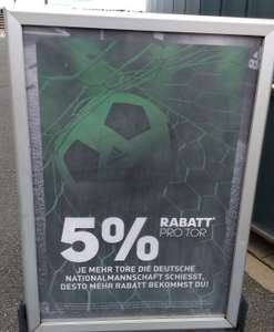 (Mo) 10% D-Tor-Rabatt in adidas Outlets