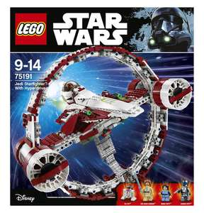 Lego Star Wars Jedi Star Fighter 75191