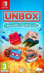 Unbox: Newbie's Adventure (Switch) für 18,55€ (Amazon ES)