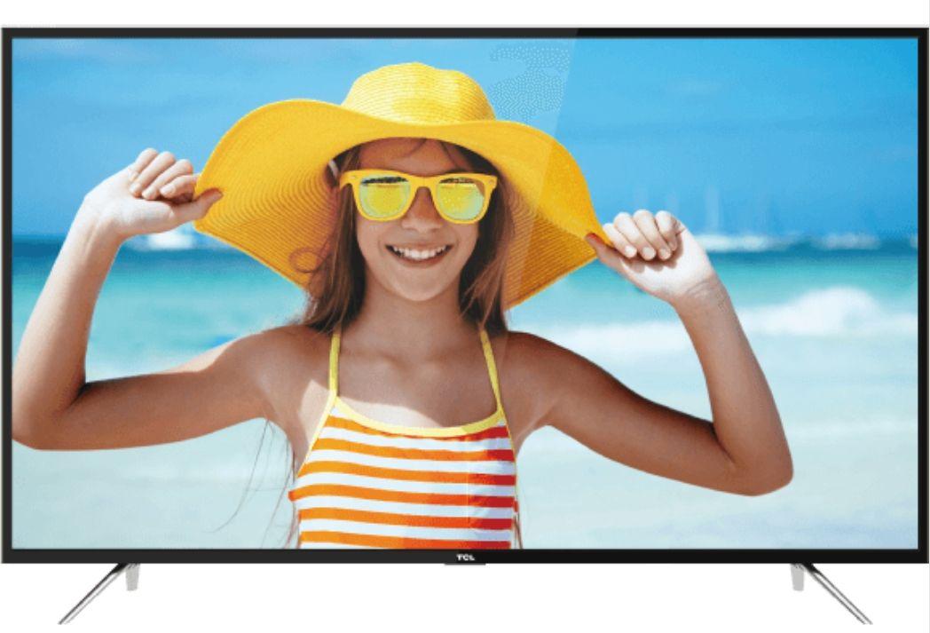 [Saturn/Amazon] TCL U55P6006, 139 CM (55 ZOLL), UHD 4K, HDR  (8 BIT + FRC), SMART TV, LED TV, 1200, DVB-T2 HD, DVB-C, DVB-S, DVB-S2