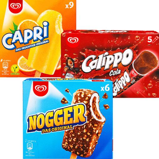 Aldi Nord hat die tollen Langnese Eis Multipacks für nur 1,85€