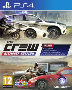 The Crew Ultimate Edition (PS4 & Xbox One) für je 18,95€ (Coolshop)