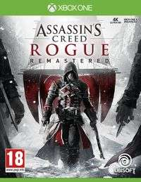 Assassin's Creed: Rogue Remastered (Xbox One) für 18,95€ (Coolshop)