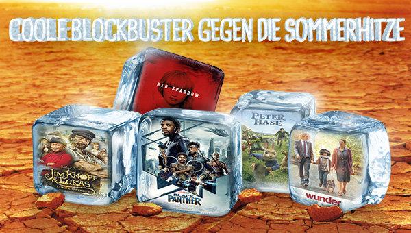 Die Filmhighlights des Jahres zurück im Kino! Im UCI SommerDeal nur 5 €