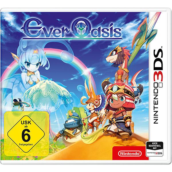 Ever Oasis (3DS) für 27,94€ (myToys)