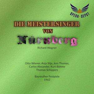 "[Opera Depot] ""Die Meistersinger von Nürnberg"" als Gratis-Download"