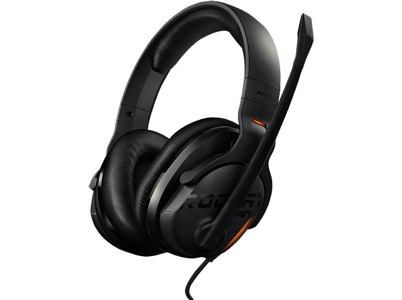 ROCCAT Khan Aimo 7.1 Gaming Headset  in schwarz für 85€ bzw. 70€ mit eBay Plus