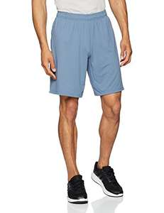 [Amazon] Adidas 4KRFT Prime Shorts Men blue/raw steel Größe L