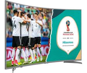 [OTTO] Hisense H49NEC6500 123 cm (49 Zoll) Curved Fernseher (Ultra HD, HDR10, Triple Tuner, Smart TV)