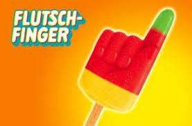 Langnese Capri / Flutsch-Finger / Calippo Cola + 1 Eis gratis, die Packung für jeweils 1,85 Euro [Norma]