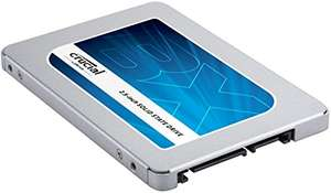 Crucial BX300 240GB 3D NAND, SATA, 2.5  [Amazon.es]