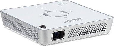 Acer C101i mobiler Beamer (LED, WVGA, 150 ANSI Lumen, 1.200:1 Kontrast, , WLAN, Akku, HDMI Ein-/Ausgang, 118mm x  26mm x 121mm) inkl. Stativ [Notebooksbilliger]
