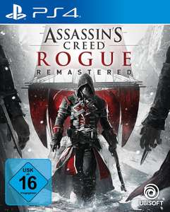 Assassin's Creed: Rogue Remastered (PS4 & Xbox One) für je 19€ (Saturn & Media Markt)