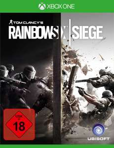 Tom Clancy's Rainbow Six: Siege (Xbox One & PS4) für je 19€ (Saturn & Media Markt)