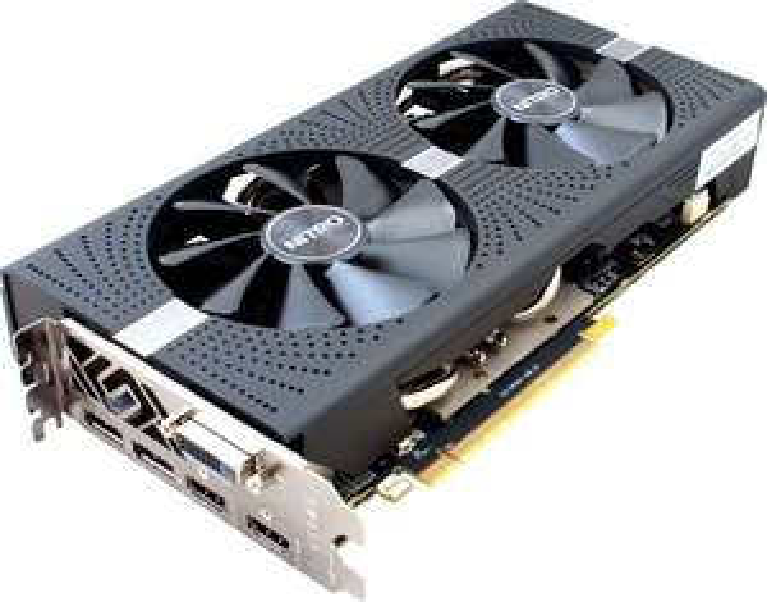 [nbb]  Sapphire Nitro+ Radeon RX 580 4GD5, 1340MHz/1411MHz, 4GB GDDR5, 2000MHz, DVI, 2x HDMI, 2x DP, lite retail (11265-31-20G)