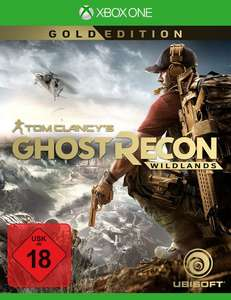 Tom Clancy's Ghost Recon: WildlandsGold Edition für 26,96€ (Xbox One) oder Landwirtschafts-Simulator 17Collector's Edition (PC) für 19,99€