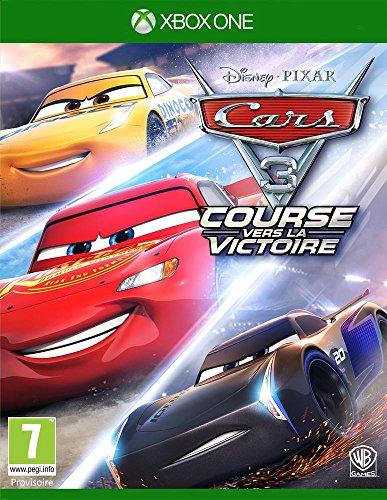 Cars 3 - Driven to win Xbox One bei amazon.fr zum günstigsten Preis