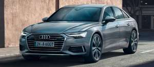 Audi A6 Limo neues Modell 231PS Quattro Diesel Automatik 36m/10tkm p.a. Gewerbeleasing