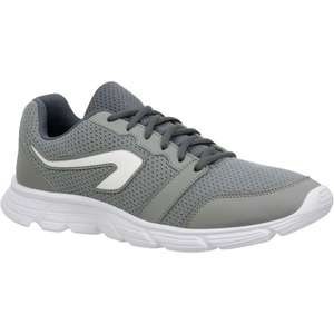Laufschuhe Run One Herren grau KALENJI (decathlon)